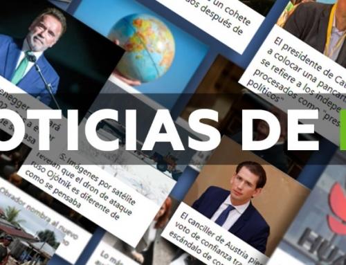 Noticias de Última Hora en España