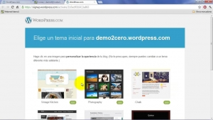 Como crear un Blog Gratis con WordPress